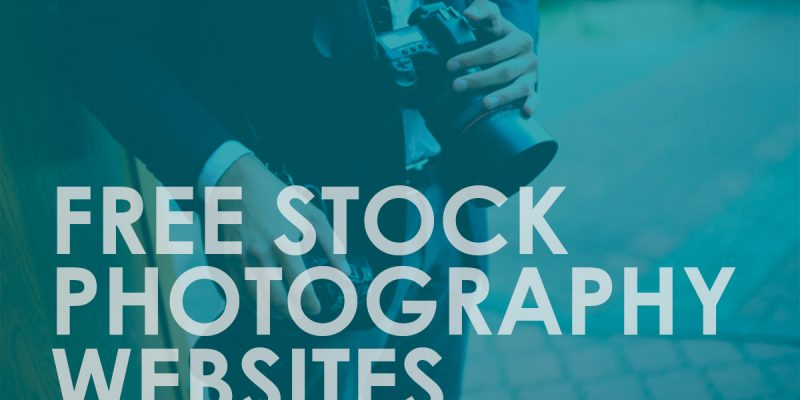 Finding and using free stock photos