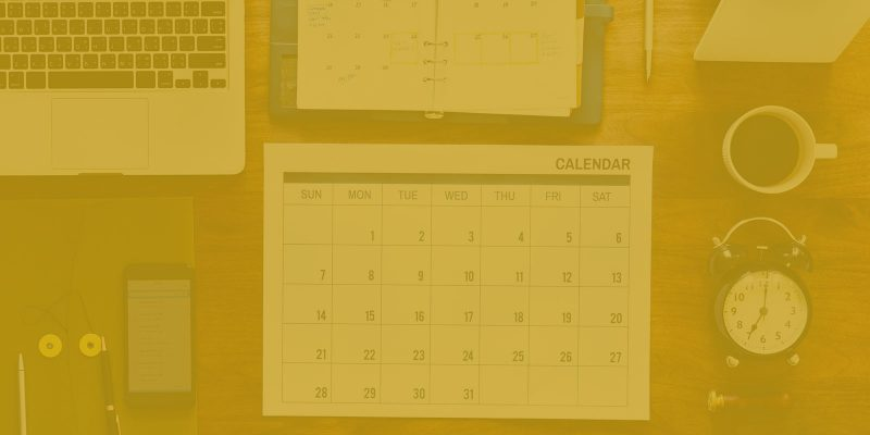 Why You Need to Create a Quarterly Content Calendar